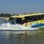 ВМоскве появятся экскурсионные автобусы-амфибии