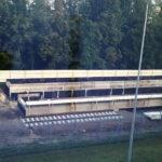 В аэропорту Борисполь начали строить платформы для приема поездов из Киева