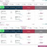 Снижение цен от Qatar Airways на перелеты из Киева в Доху