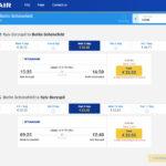Однодневная распродажа Ryanair: Киев-Берлин на сентябрь от 22 евро